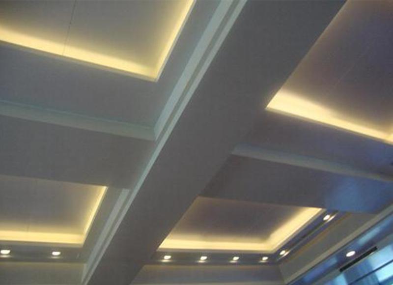 贵州吊顶天花铝单板