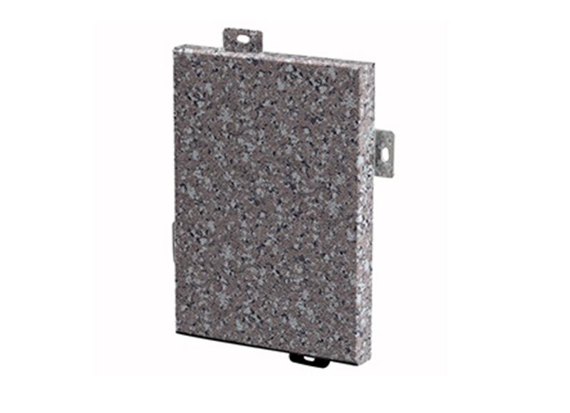 石纹铝单板价格